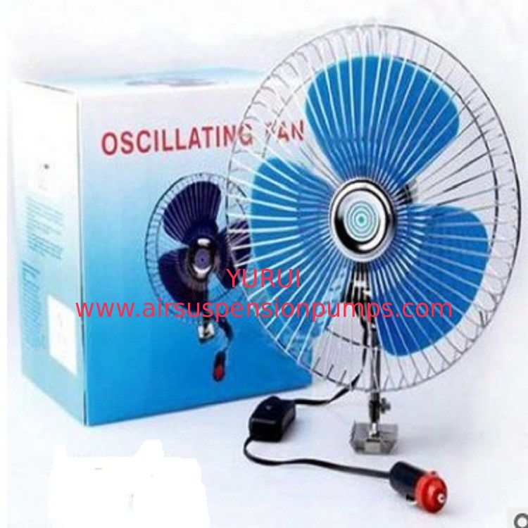"8"" Oscillating Car Radiator Electric Cooling Fans With Customized Color"