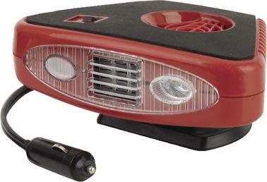 Üçgen Kırmızı ve Siyah Taşınabilir Araç Isıtıcıları 2 1 F칸 için Yararlı