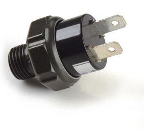 Siyah Pnömatik Hava Pompası Ek Parçaları / Plastik 12v hava kompresörü basınç anahtarı